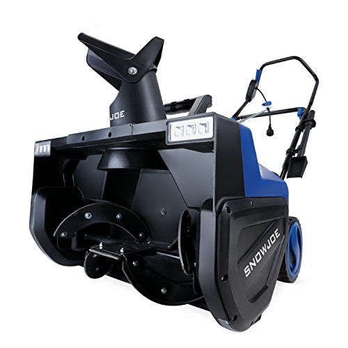 Snow Joe SJ627E Electric Snow Thrower | 22-Inch | 15-Amp | w/Dual LED Lights