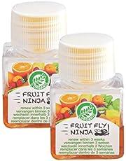 Fruit Fly Ninja - Fruitvliegvanger (2 stuks)
