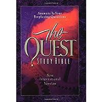 Quest Study Bible New International Version【洋書】 [並行輸入品]
