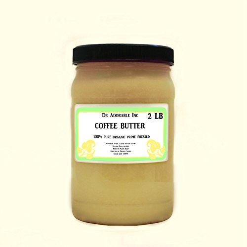 Pure Coffee Bean Butter Anti Aging Moisturizer 32 Oz/2 Lb