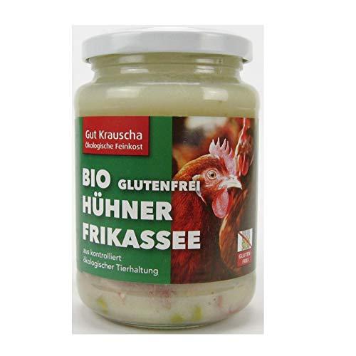 Gut Krauscha Hühnerfrikassee glutenfrei bio 320 g