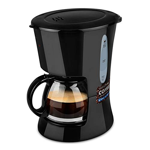 Coffee Maker Machines Office Commercial Household Automatic Coffee Pot Electric Mini Drip Coffee Maker