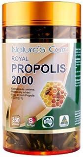 Nature's Care Royal Propolis 2000 milligram 360 Capsules Made in Australia