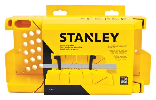 Stanley (20-112) Clamping Miter Box