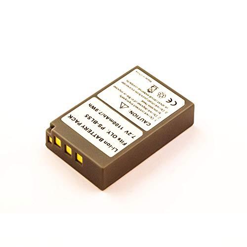 AGI - Batería de repuesto para Olympus Pen E-PL6