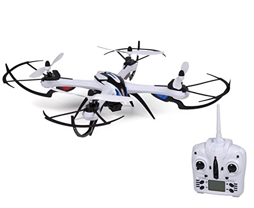 World Tech Toys Prowler 2.4GHz 4.5CH Camera RC Spy Drone