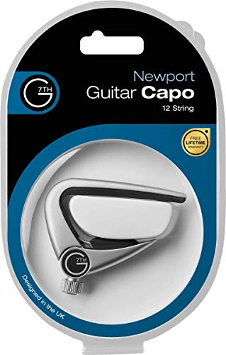 G7th Newport Guitar Capo (C32013)