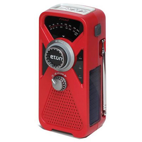eton weather radios American Red Cross Emergency Weather Radio