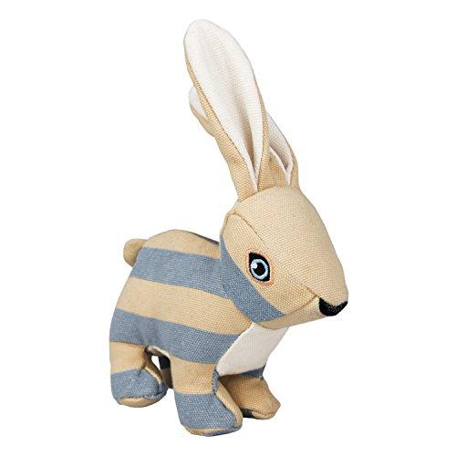 KONG Ballistic Woodland Rabbit Dog Toy, Medium/Large
