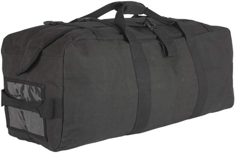 Fox Outdoor 40-31 Max 43% OFF Gen Ii 2 Strap Black One Duffel shipfree - Bag Size