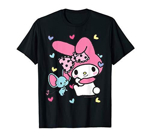 Sanrio My Melody Valentines Cute Love T-Sh