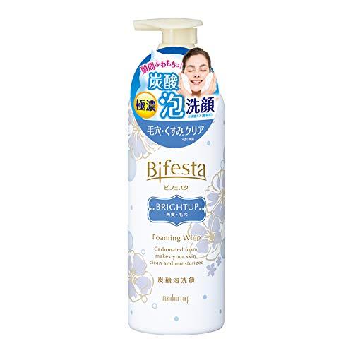 Bifesta(ビフェスタ) 泡洗顔 ブライトアップ