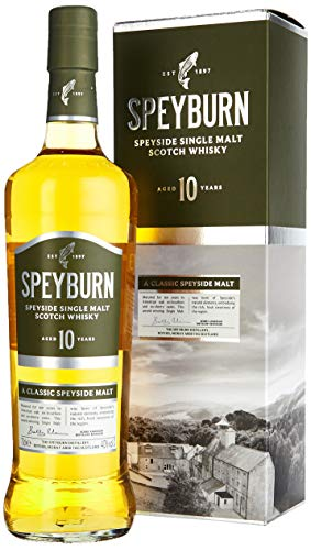 Speyburn Single Malt Whisky 10 Years (1 x 0.7 l)