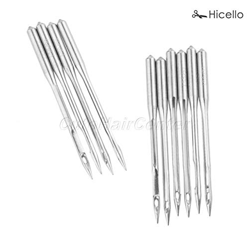 Best Bargain ShineBear 50PCS/lot Sewing Machine Needles DC1 Industrial Overlock Sewing Machine All S...
