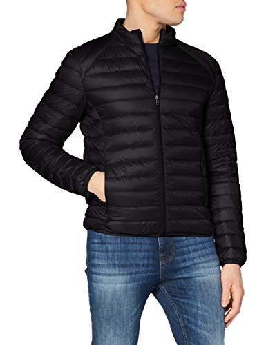 JOTT down jacket mat with long sleeve, Noir, L para Hombre