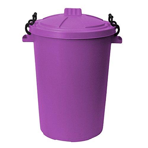 Cubo de basura Ceppro Waste Bin morado