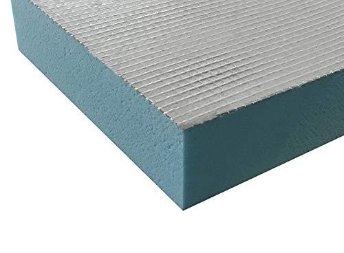 0,72 m² Bauplatte 10mm Fliesenplatte Ausgleichplatte XPS Entkopplungsplatte Dämmplatte Hartschaumplatte Extrem Druckfest