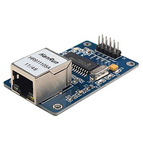 Kentop ENC28J60 Adaptateur réseau Ethernet LAN pour Arduino 51 AVR Arm Pic LPC STM32