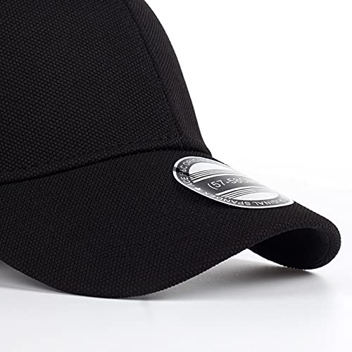 XMYNB Baseball Cap Back Seal Solid Color Baseball Cap Cotton Hats For Men Or Women Autumn And Winter Outdoor Bone Cap Hats-Dark Grey