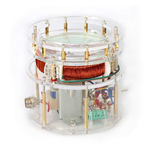 Teakpeak Motor CA, Teslas Ei de Columbus AC Motor Tesla Bobina Motor Science Motor juguete