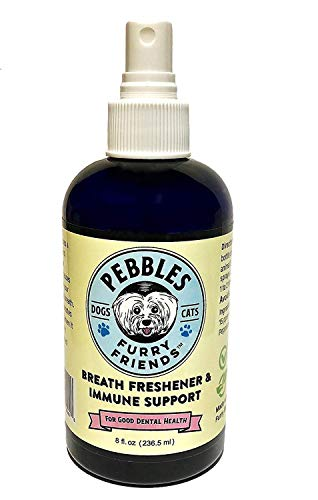 Pebbles Breath Freshener & Immune Support Spray...