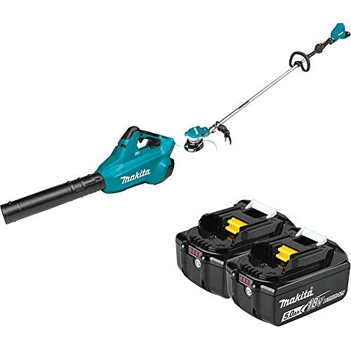Big Save! Makita XBU02Z 18-Volt X2 (36V) LXT Lithium-Ion Brushless Cordless Blower and XRU15Z Cordle...