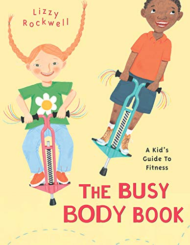 Best Fitness for Kids Books