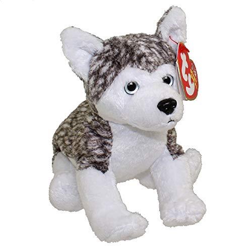 Ty Beanie Baby - Mukluk The Husky Dog (White Eyes)