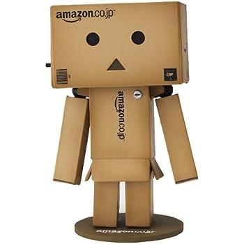 【Amazon.co.jp限定】 リボルテック ダンボー・ミニ Amazon.co.jpボックスver (リボコンテナ入り/クリアグレー)