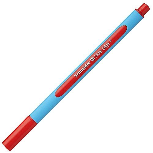 Kugelschreiber F Slider rot SCHNEIDER 50152002 Edge