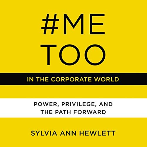 #MeToo in the Corporate World audiobook cover art