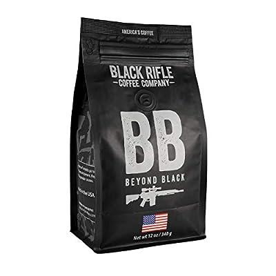 Black Rifle Coffee Whole Bean
