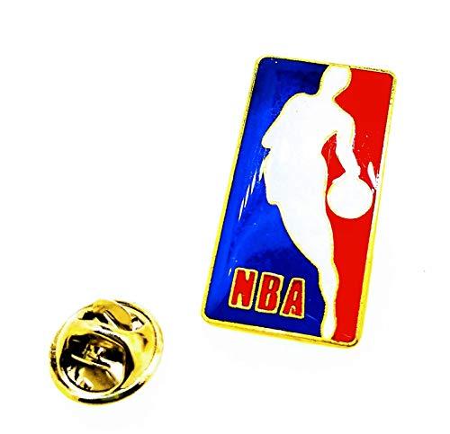 Gemelolandia | Pin de solapa NBA Conference 30x15mm | Pines Originales Para Regalar | Para las Camisas, la Ropa o para tu Mochila | Detalles Divertidos