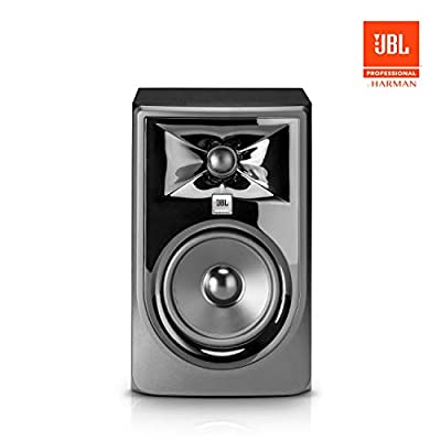 "JBL Professional 305P MkII Next-Generation 5"" 2-Way Powered Studio Monitor (305PMKII) by JBL Professional"