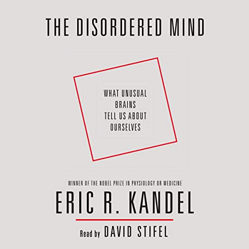 The Disordered Mind audiobook cover art