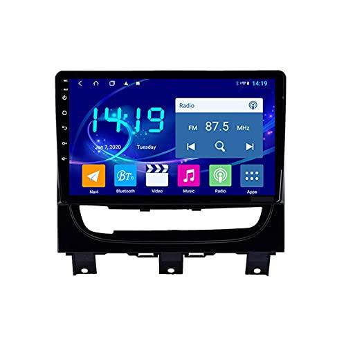 Para Fiat Strada Idee 2012-2016 Android 8.1 Unidad de cabeza Radio de automóvil Estéreo SAT NAVE Multimedia Player FM Receptor de 9 pulgadas Pantalla táctil Navegación GPS con Bluetooth SWC MirrorLink