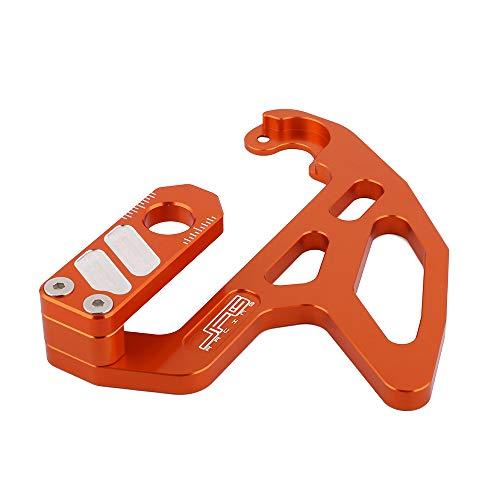 Protector de freno de disco trasero para motocicleta Freeride 250 R 85 SXS 17/14 Freeride 350 Freeride 250 R 85 SX 17/14 85 SX 19/16 Freeride 350 Freeride 250 R 85 SX Husq.varna TC 85 Naranja
