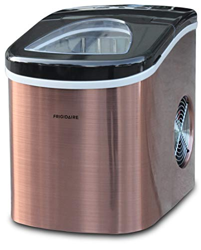 Frigidaire EFIC117-SSCOPPER-COM Stainless Steel Ice Maker,...