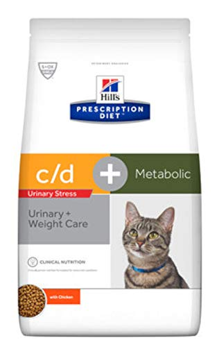 Hill`s Alimento Dietético para Gato Metabolic Plus Urinary - 1,5 kg