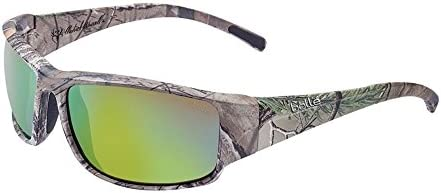 Bolle Keelback Sunglasses Camo Realtree Xtra Polarized Brown Emerald Oleo AF product image