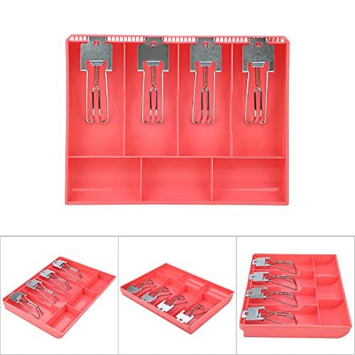 Caja del cajero, reemplazo de la bandeja de la resina de la resina de la resina de la resina