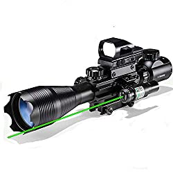 Hunting AR 15 C4-16x50EG Tactical Rifle Scope Combo
