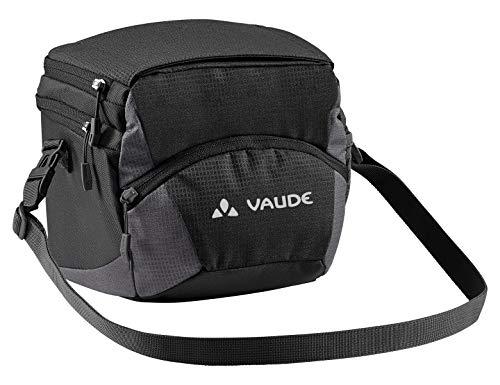 Vaude OnTour Box M (KLICKfix ready) Lenkertaschen, black, Einheitsgröße