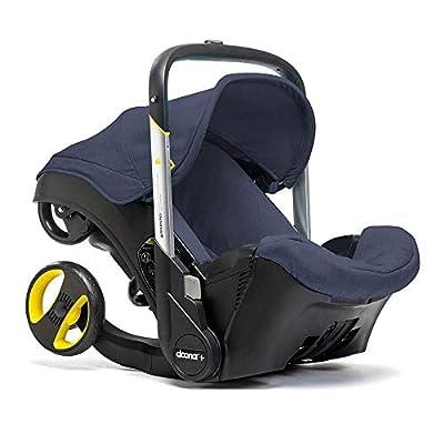 Doona Infant Car Seat & Latch Base - Base Marine/Navy Blue - US Version