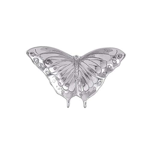 Mariposa Swallowtail Butterfly Nut Dish, Silver