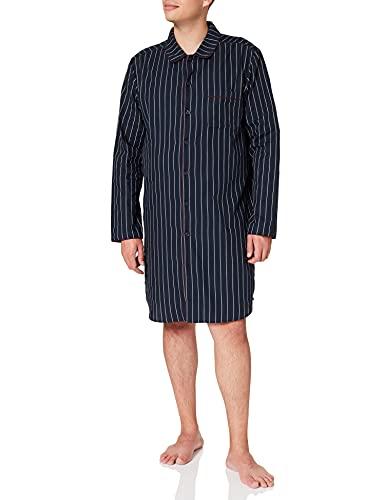 Seidensticker Herren Nachthemd, Nachtblau, 56