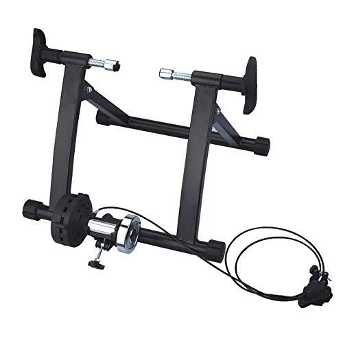 Plataforma de entrenamiento de bicicletas, plataforma de ejercicio de bicicletas interiores, equipamiento de bicicletas, plataforma de conducción controlada por cable, plegable y ajustable en interior