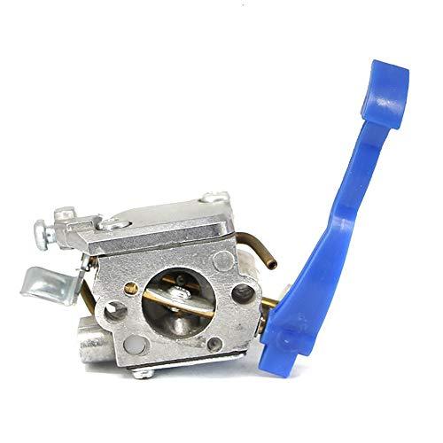 QAIK Carburador FITS for HUSQVARNA 125B 125BX 125BVX HOJA DE LA HOJA REEMPLAZA ZAMA C1Q W37 FITS for HUSQVARNA 54081811
