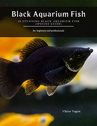 Black Aquarium Fish: 10 Stunning Black Aquarium Fish (Species Guide) (English Edition)