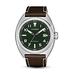 Citizen Reloj Analógico para Hombre de Automático NJ0100-38X